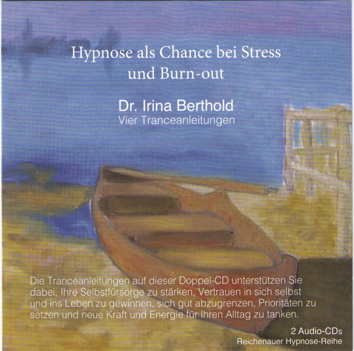 Irina Berthold Burn Out Cover