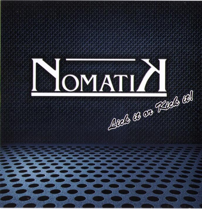 Nomatik Cover