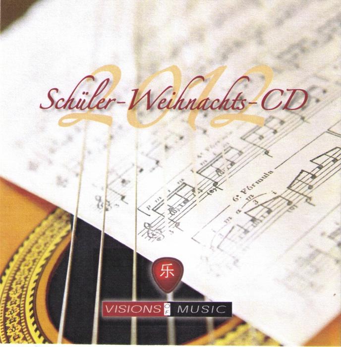 Schüler Weihnachts CD 2012